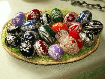Czech Easter Eggs
