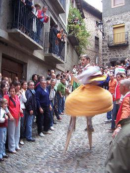 Danza de los Zancos