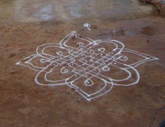 Kolam (rangoli)