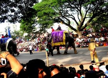 Mysuru (Mysore) procession