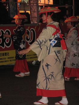 Bon Odori or Bon dance