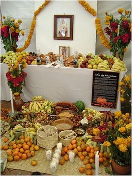 Ofrendas (offerings)