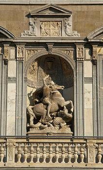 Sant Jordi - Palau de la Generalitat, Barcelona