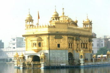 Harmandir Sahib or Golden Temple