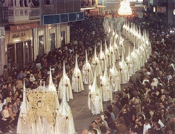 Semana Santa in Cartagena
