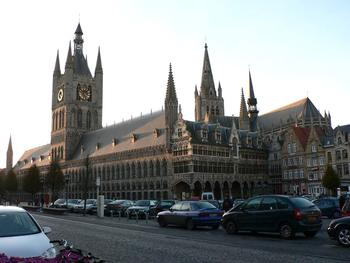 Cloth Hall in Ieper