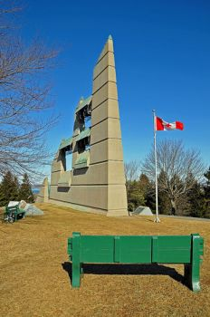 Halifax Explosion Memorial Bell Tower