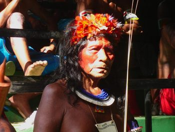 Kayapo man