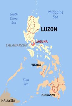 Laguna province