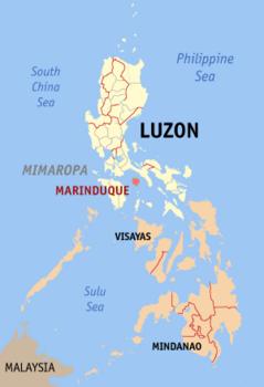 Marinduque province