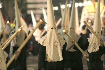 Nazarenos in Malaga