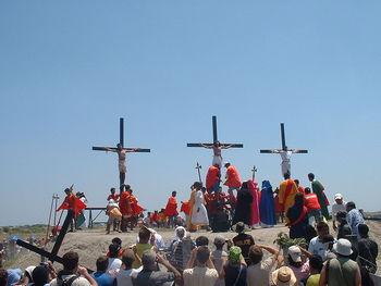 San Fernando crucifixion